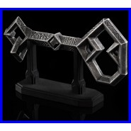 THE HOBBIT Replica 1:1 THORIN 's KEY TO EREBOR Metal 13cm with STAND Weta