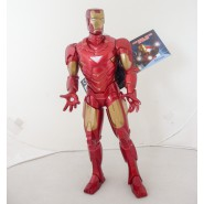 Figure Statue IRON MAN 28cm BATH SOAP 200ml ORIGINAL MARVEL