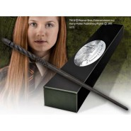 Harry Potter BACCHETTA MAGICA di GINNY WEASLEY Character Edition ORIGINALE Noble Collection