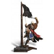 Figura Statua EDWARD MASTER OF THE SEAS da ASSASSIN'S CREED Black Flag UBI COLLECTIBLES