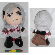 Plush Peluche EZIO Altair Connor ASSASSIN'S CREED 30cm Videogame