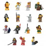 MINI LEGO Figures 8803 SERIE 3 Figura A SCELTA Nuova Busta ORIGINALE
