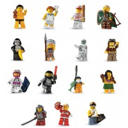 MINI LEGO Figures 8803 SERIE 3 Choose Your FIGURE Mint New