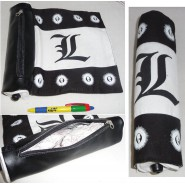 DEATH NOTE Elle Wonderful PENCIL CASE PEN 26cm Replica Japanese Papyrus MANGA Cosplay JAPAN