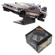 BACK TO THE FUTURE 2 Model DE LOREAN FLYING MODE Metal 1:43 ORIGINAL Vitesse