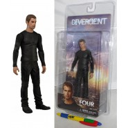 Action Figure FOUR DIVERGENT Tobias Eaton NECA