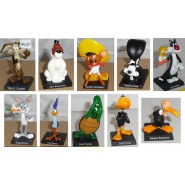 METAL Lead 3d FIGURE for Collectors LOONEY TUNES CHARACTERS Original Warner Bros ITALY EXCLUSIVE