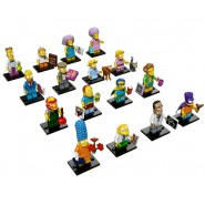 THE SIMPSONS Serie 2 Figura Singola MINI LEGO Figures 71009 SIMPSON 2015