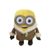 Plush 30cm MINION BOB Ice Villager MINIONS Film 2015 NEW