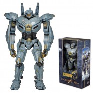 PACIFIC RIM Figura Action JAEGER STRIKER EUREKA 45cm LED Originale NECA Figure