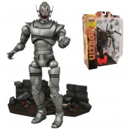 FIGURA Diorama ULTRON 20cm Originale MARVEL SELECT Diamond ACTION Figure NUOVA