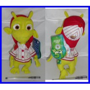 Peluche da PLANET 51 Alieno ECKLE 30cm ORIGINALE Ufficiale PLUSH Alien