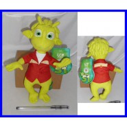 Peluche da PLANET 51 Alieno LEM 20cm ORIGINALE Ufficiale PLUSH Alien
