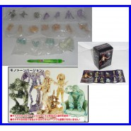 Japan SET 5 Figure DEATH NOTE Misa Yagami Ryuk Elle Versione BIANCO E NERO