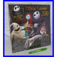 POSTER MURO Nightmare Before Xmas Tim Burton JACK Calen