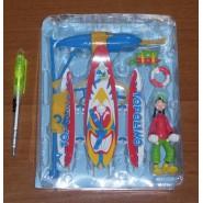 Raro CATAMARANO PIPPO Disney Gadget Topolino GOOFY PLAYSET Nuovo Perfetto MINT !