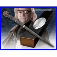Harry Potter BACCHETTA MAGICA di MOODY MALOCCHIO Character Edition ORIGINALE Noble Collection