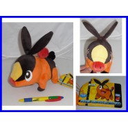 Pokemon Plush Toy TEPIG PodeDex 498 Pokabu ORIGINAL Tomy