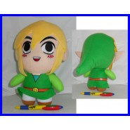 Plush Soft Toy LINK ZELDA 27cm