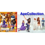 SET 5 Figure LUPIN THE 3rd GIRLS COLLECTION Gals FUJIKO etc. da BANDAI JAPAN !!!