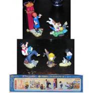 SET 5 Figure Diorama CAPOLAVORI MANGA ANIME JAPAN Kaiyodo SERIE 1 Rare