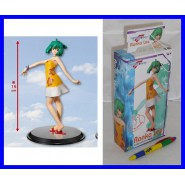 Figura 15cm RANKA LEE Girl MACROSS FRONTIER Dressed BANPRESTO Prize SEXY Japan
