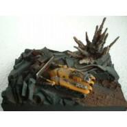 Diorama FIREFLY dei THUNDERBIRDS Trading Figure KONAMI Serie POD Vol. 2 Nuovo
