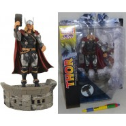 FIGURA Diorama THOR 20cm CLASSIC Comic Version ORIGINALE Diamond MARVEL SELECT