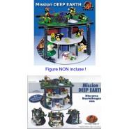 Kinder RARO DIORAMA Tedesco MISSION DEEP EARTH Dragon Design Per SET TALPE MISSIONE TALPA