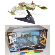 STAR TREK Modello 15cm KLINGON Bird Of Prey SCALA 1:50 Originale HOT WHEELS New