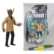 MEN IN BLACK 3 Figura Action 10cm STALK EYES Alieno MIB Originale JAKKS