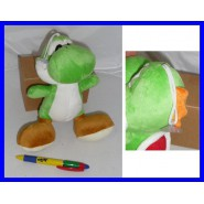 Plush Peluche Soft Toy GREEN YOSHI Dragon 20cm With Suction Cup SUPER MARIO Bros Kart Land Wii