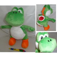 Plush Peluche Soft Toy GREEN YOSHI Dragon 30cm SUPER MARIO Bros Kart Land Wii