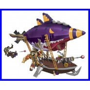 Prezzo Shock KIT GOBLIN ZEPPELIN DIRIGIBILE World Of Warcraft WOW MEGA BLOKS