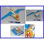 RARO Gadget Topolino AEREO ARCHIMEDE EDI Disney GYRO PLAYSET Rare Exclusive MINT