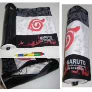 NARUTO Wonderful PENCIL CASE PEN 26cm Replica Japanese Papyrus MANGA Cosplay JAPAN