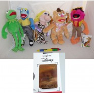 CHOOSE CHARACTER Plush MUPPETS 25cm SESAME STREET Original