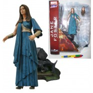 THOR 2 The Dark World FIGURA Diorama JANE FOSTER 20cm Diamond MARVEL SELECT