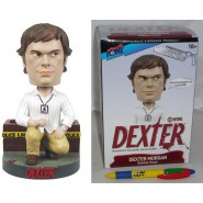 Figura DEXTER MORGAN 16cm Head Knocker BOBBLE HEAD Parlante