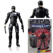 Action Figure 15cm ROBOCOP Black 3.0 LIGHT with LED  Original JADA