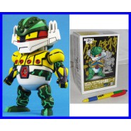 Resin Figure Kit JEEG ROBOT 12cm METAL BOX BOY Metalboy Series 04 Japan