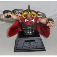 Bust Statue RAOH Money Box 15cm KEN SHIRO GUERRIERO Original SEGA JAPAN