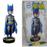 DC ORIGINALS Figura Resina BATMAN 18cm HEAD KNOCKER Originale NECA U.S.A. NEW