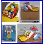RARO Gadget Topolino PAPERSHIP PAPERINO Donald Duck DISNEY Originale CON BLISTER