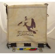 AMAZING SPIDERMAN Uomo Ragno BORSA POSTINO Tracolla 30x34cm Originale MARVEL
