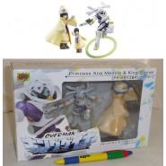 Prezzo Shock BOX 2 Robot KING GAINER e ANA da CM'S CORPORATION Japan SUNRISE