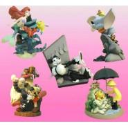 FIGURA Diorama DISNEY CINEMAGIC 1 Figure Figures ORIGINALI Yujin TOMY TYE Nuova
