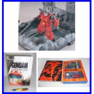 GUNDAM OPERATION A-BAOA-QU Figure RX-77 GUNCANNON + Book TOYBOOK Kit Japan NEW