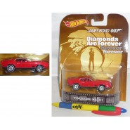 007 CASCATA DI DIAMANTI Modellino Auto 1971 MUSTANG MACH 1 Scala 1:64 Hot Wheels