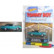 TOMMY BOY Car Model PLYMOUTH BELVEDERE GTX '67 Scale 1/64 Hot Wheels MATTEL